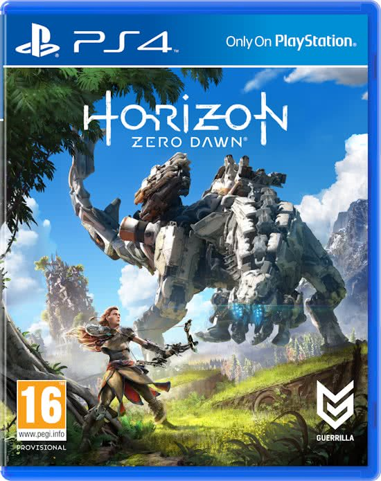 Horizon: Zero Dawn COMPLETE EDITION – PS4