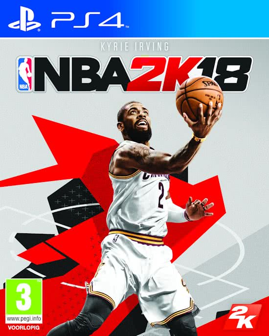 NBA Basketball 2K18 – PS4
