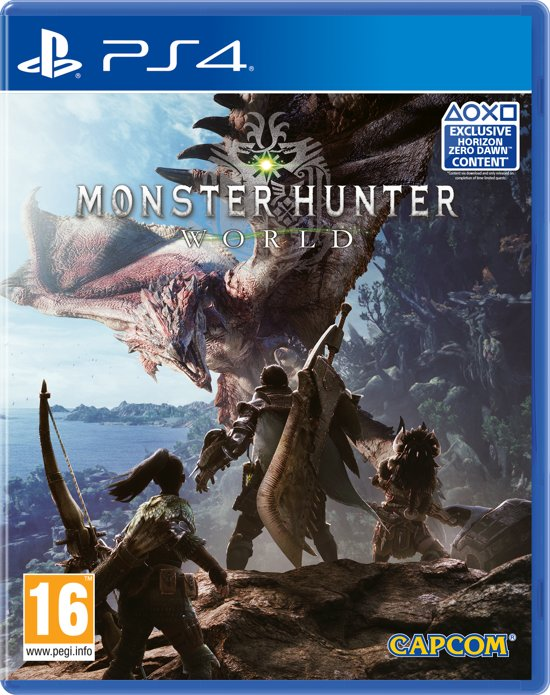 Monster Hunter World | PS4