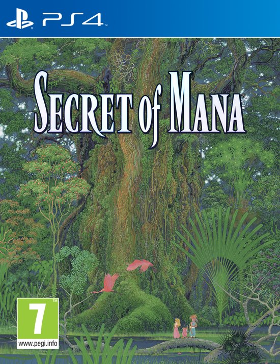 Secret of Mana – PS4