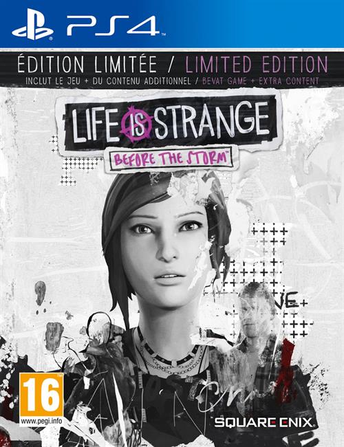 Life is strange before the storm – Limited Edition – PS4