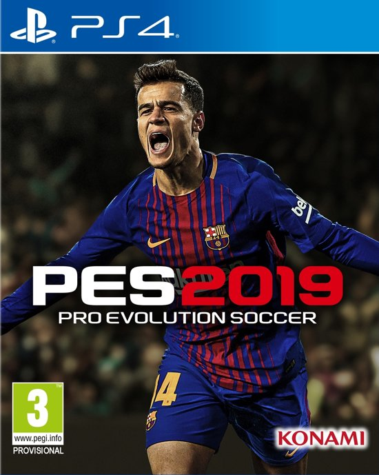 Pro Evolution Soccer 2019 (PES 2019) | PS4
